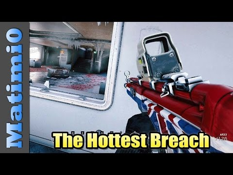 The Hottest Breach - Rainbow Six Siege