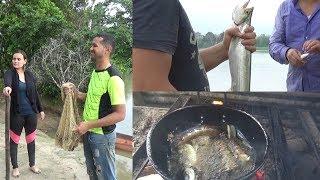 Así se pesca y se cocina en los Ríos de Colombia , Pesca de payara con señuelo