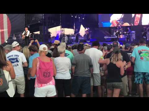 brooks & dunn - lost & found country 500 2017