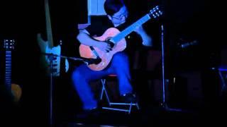 Bay đi cánh chim biển - Mèo Ú - classic guitar solo
