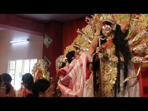 Sindoor Daan on Dashami 2014
