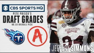 after coming off an ACL tear Jeffery Simmons has a chance to shine | NFL Draft 2019 | CBS Sports HQ