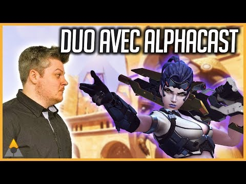 DUO ALPHACAST ET DEGUN EN RANKED - OVERWATCH FR