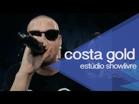 """""""NegoTuSabe?"""" - Costa Gold no Estudio Showlivre 2014"""