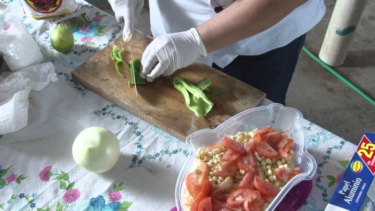 Buenas practicas de higiene recetas de comida youtube for Lavado de manos en la cocina