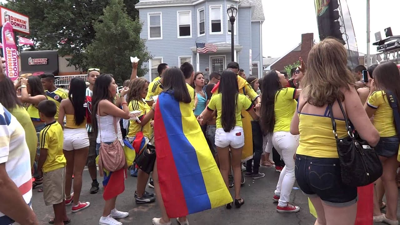 meet colombians in nyc