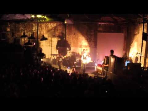 Spoon live at The Wick - Brooklyn 2015