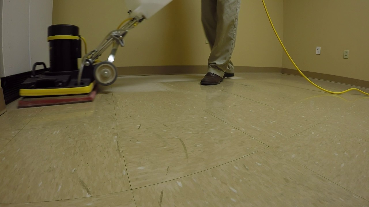 Stripping a wax floor without chemicals youtube stripping a wax floor without chemicals dailygadgetfo Choice Image