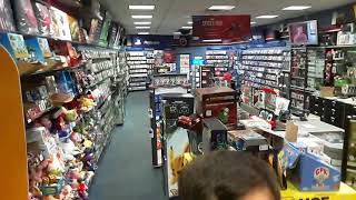 Gamestop Store Tour
