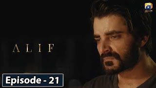 ALIF - Episode 21 || English Subtitles || 22nd Feb 2020 - HAR PAL GEO