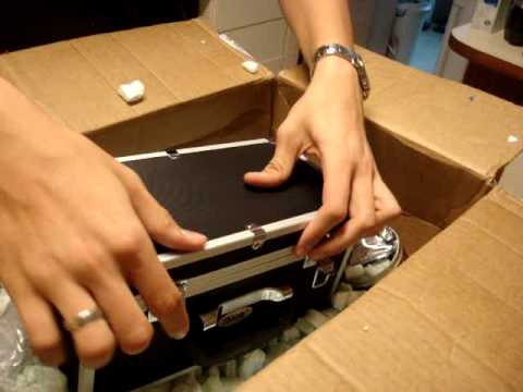 [REVIEW] Blog do Arguile - Unboxing Hookah-Shisha p/ BRASIL