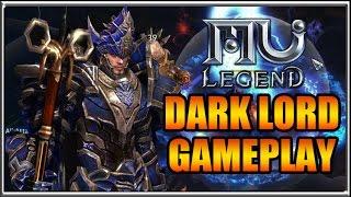 MU Legend Dark Lord and Dungeon Gameplay English 2016