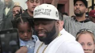 Download 50 Cent Comes to Brooklyn! #EffenVodka MP3 song and Music Video