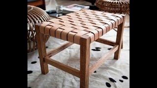 Как сделать плетённый стул(В наше время существует много торговых точек, в которых можно приобрести мебель, в том числе и необычную...., 2014-06-18T15:11:39.000Z)