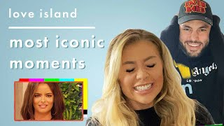 Paige Turley and Finley Tapp react to iconic Love Island moments   Cosmopolitan UK