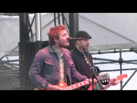 """Too Much Blood"" The Gaslight Anthem@Shindig Festival Baltimore 9/14/13"