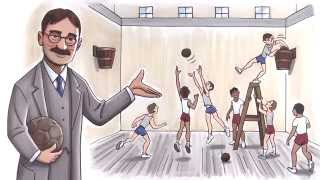 How Basketball Got Started The History Of Basketball