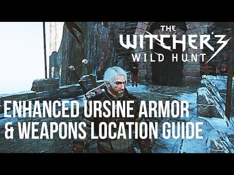 The Witcher 3: Wild Hunt - Enhanced Ursine Trousers Location ...