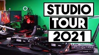 DJ, Gaming & Streaming Studio Tour 2021