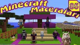 KUZEN JOKER BAYKUŞ OLDU MU? - Minecraft Maceraları 85 Örümcek Adam ve Messi
