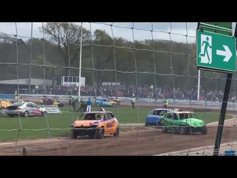 Signtek Arlington Raceway Banger Racing Final