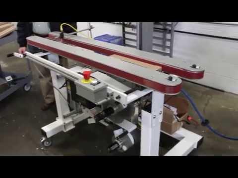 5' Hugger conveyor