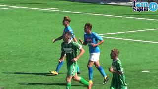 Vince la sua seconda gara in campionato l'Under 17 A e B del Napoli...