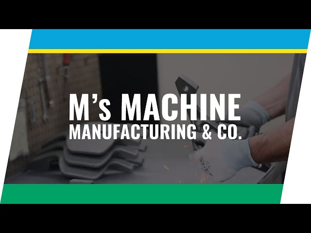 Client Spotlight Series: M's Machine Manufacturing & Co., Monona, IA
