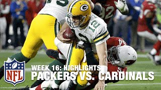 Packers vs. Cardinals | Week 16 Highlights | NFL