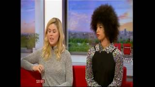 grace barrett BBC breakfast 04/01/18