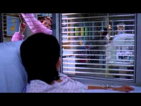 Grey's Anatomy 7x19. Callie&Sofia Scene [These Broken Hands Of Mine]