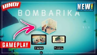 🔥NEW *PUZZLE GAME* BOMBARIKA💥 ANDROID GAMEPLAY & DOWNLOAD LINK IN HINDI | HINDI GAMING | NOOBTHEDUDE