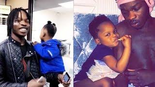 Meet Naira Marleys Wife And 4 Lovely Kids - vibeng