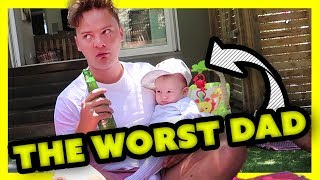 CONOR IS THE WORST DAD