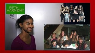 fifth harmony red taylor swift cover reaction