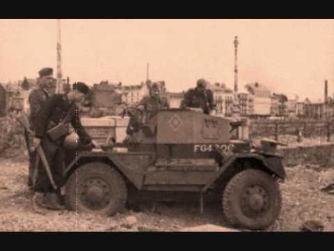 WWII Armored Cars: Daimler Dingo
