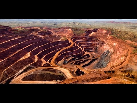Copper Mine Open Pit Blasting Explosion
