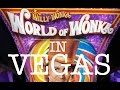 OMG!!! World of Wonka Slot Machine has Landed in Las Vegas at the Venetian!!