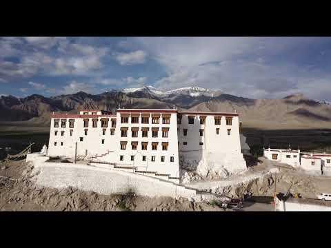 Ladakh, India | Rivers, Mountains, and Monasteries | DJI Mavic Pro 4K