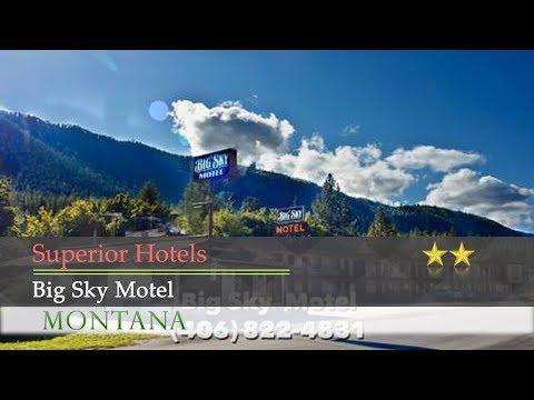 Big Sky Motel - Superior Hotels, Montana
