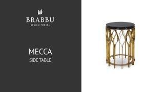 Side Table Mecca By Brabbu