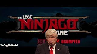 LEGO Ninjago Trailer Parody - feat Donald Trump
