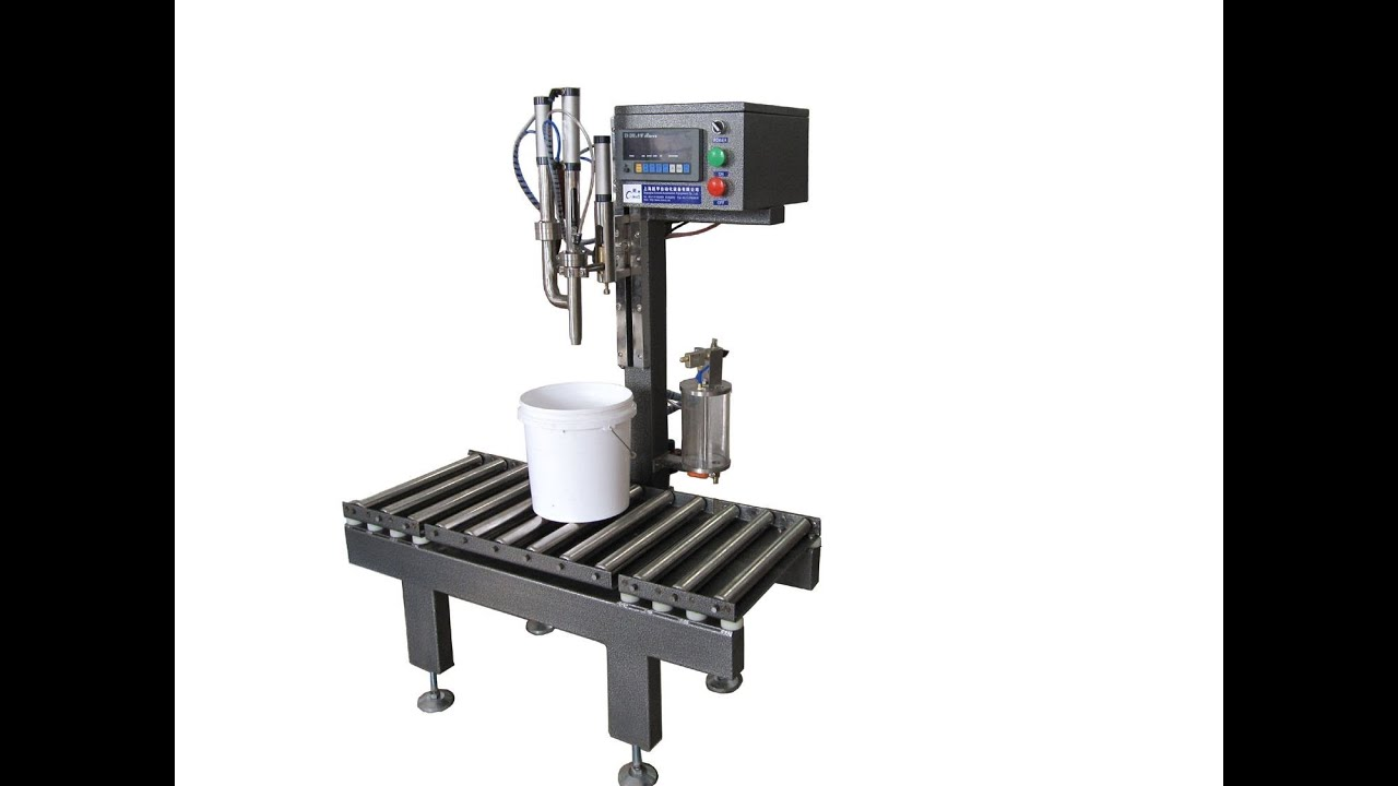 Oil Paint Mixing Equipment