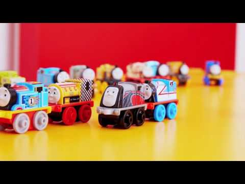 Thomas & Friends Indonesia - Thomas Minis Alfamart
