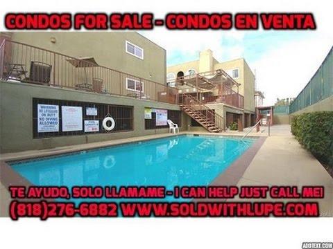 NORTH HOLLYWOOD chic condo for sale - SE VENDE san fernando valley