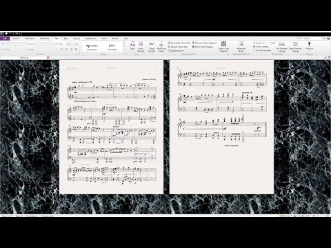 Making Impressionist music for piano