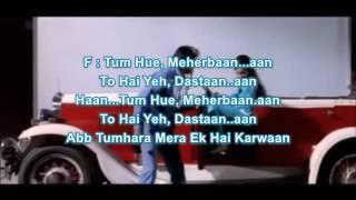Main Agar Kahoon Karaoke