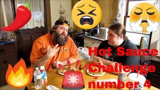 HOT SAUCE CHALLENGE NUMBER 4