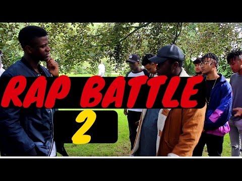 RAP BATTLE (PART 2) - Ah Nice