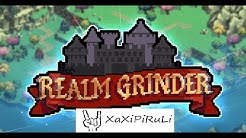 Realm Grinder: Mercenary Build to unlock High level building trophies